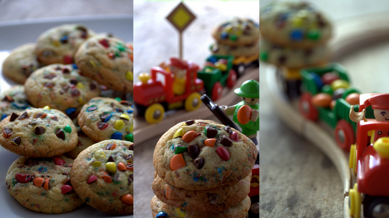 Livraison express de cookies aux M&M's … « So terrific ! »