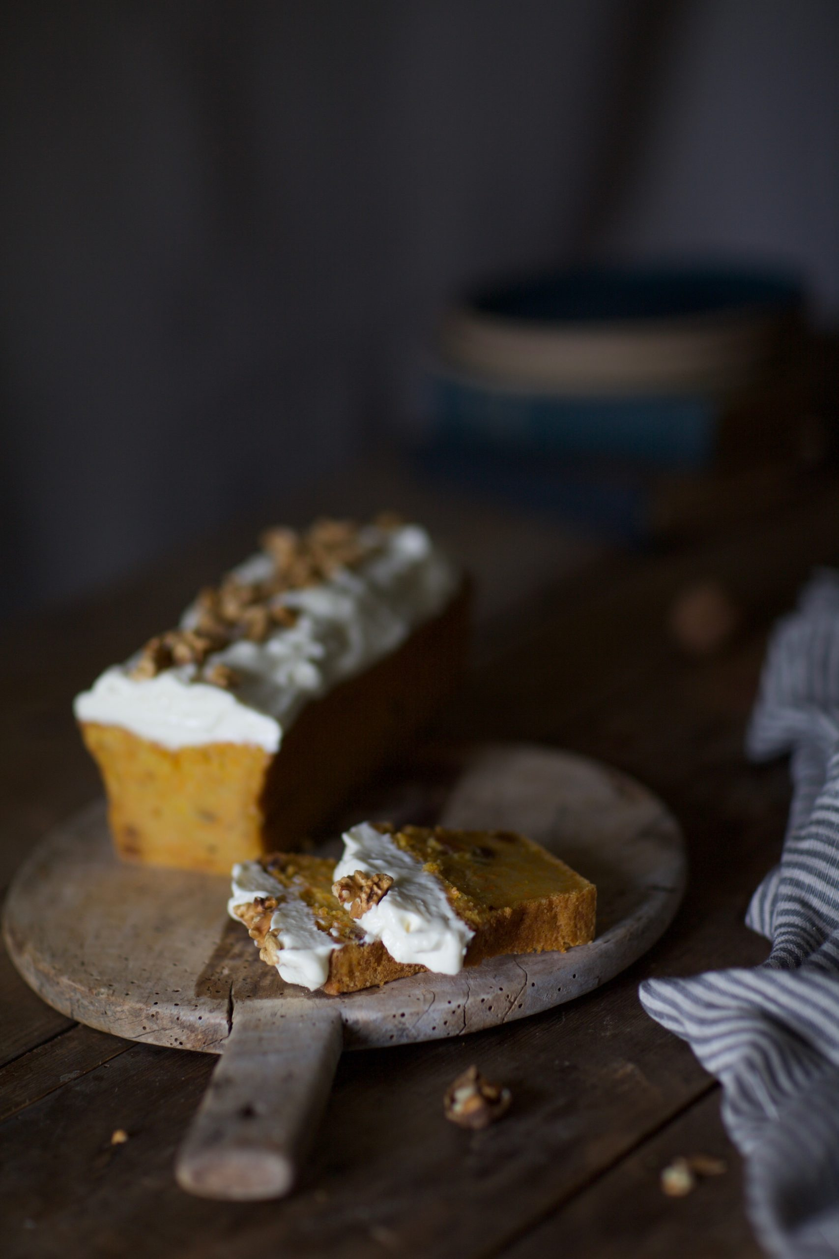 Carrot cake - recette usa